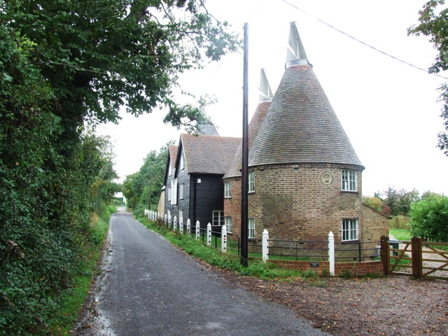 Claxfield Road, near Lynsted