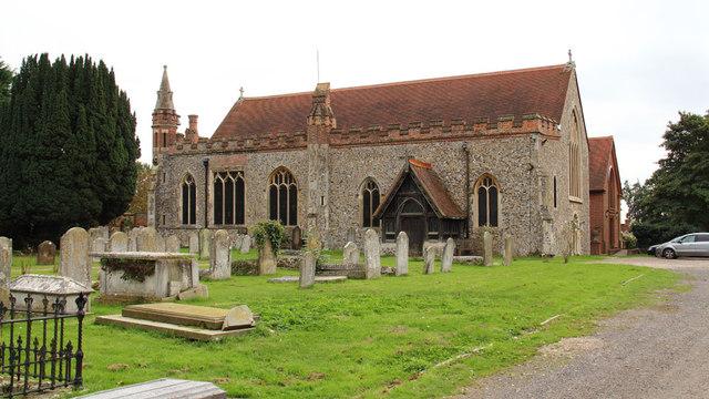St Andrew, Hatfield Peverel