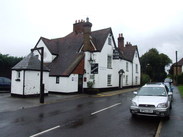 The Black Lion, Lynsted