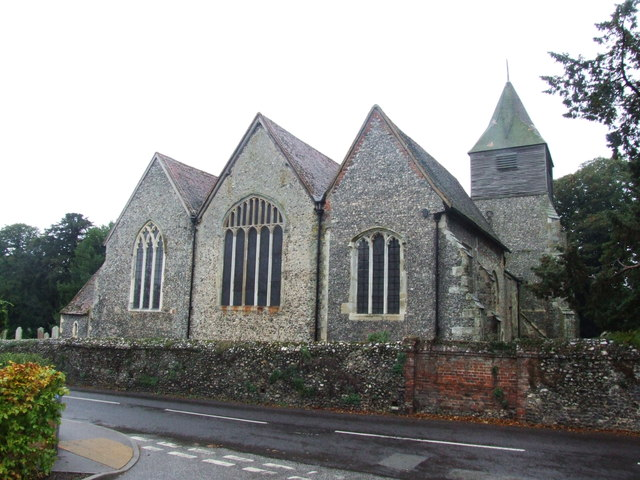 St. Peter & St. Paul, Lynsted