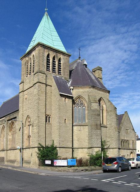 Bishop Auckland - St Peter's Church
