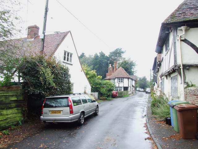 Ludgate Road, Lynsted