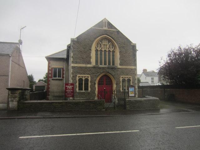 Presbyterian Church of Wales