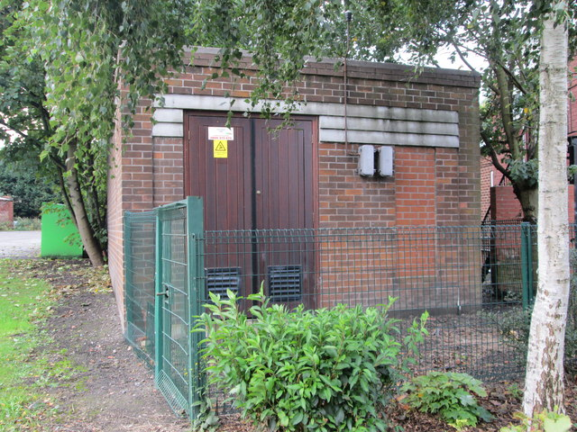 Electricity Substation No 5460 - Victoria Street