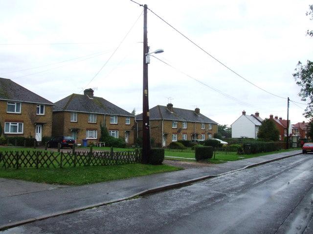 Batteries Terrace, near Lynsted