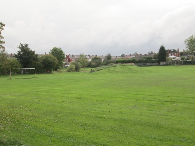 Playing Fields - off Noble Road