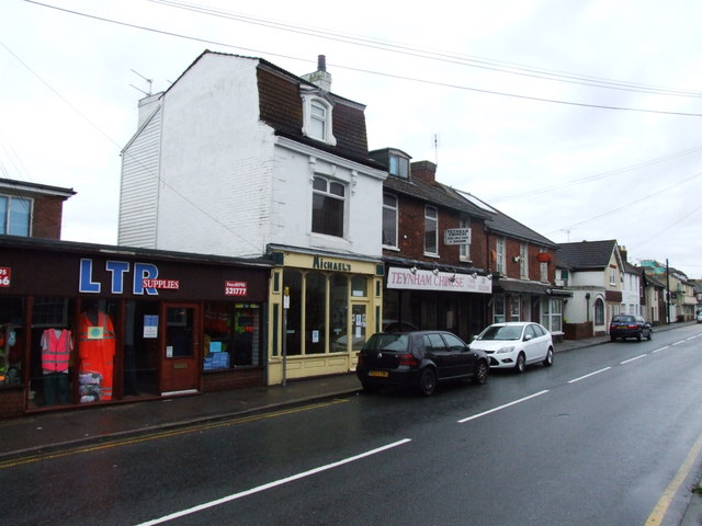 London Road, Teynham