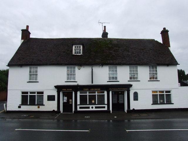 The George, Teynham