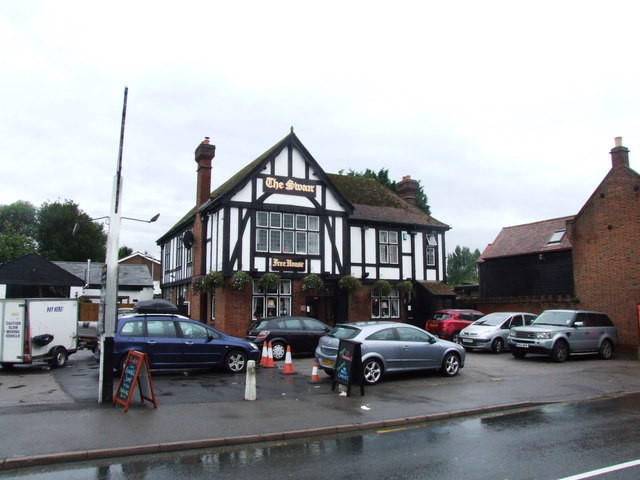 The Swan, Teynham
