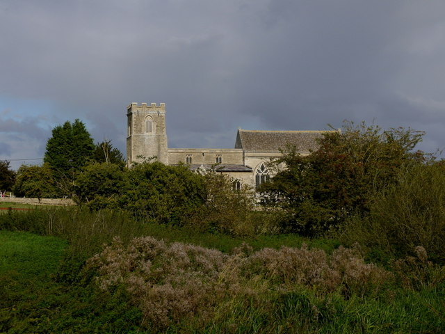 St. Andrew's church, Cotterstock