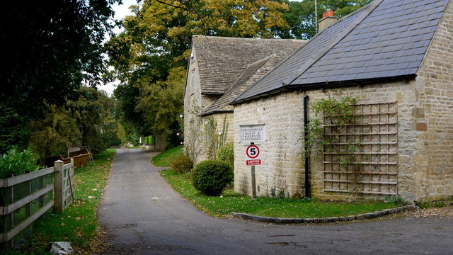 Byway to Tansor Manor