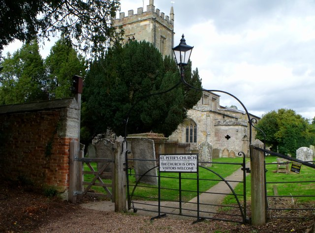 St. Peter's, Kings Coughton