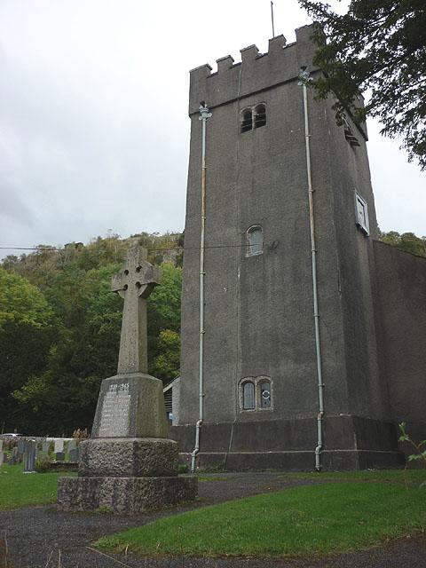 Witherslack war memorial