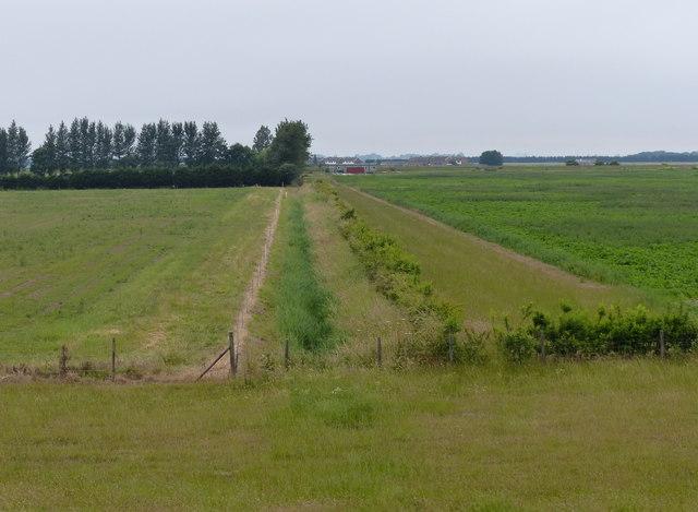 Farmland near HM Prison North Sea Camp