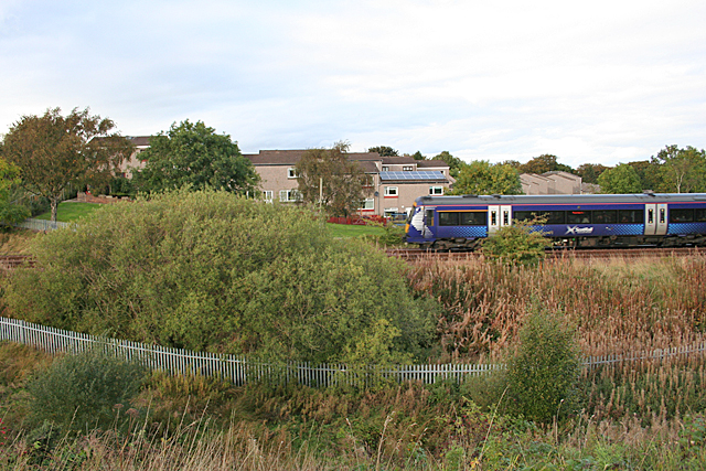 Train at Tamfourhill