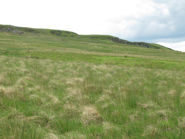 Moorland below Great Dour