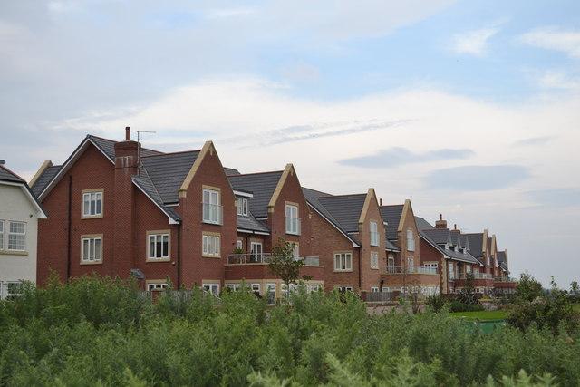 Housing, Lytham Quays, Lytham - 2
