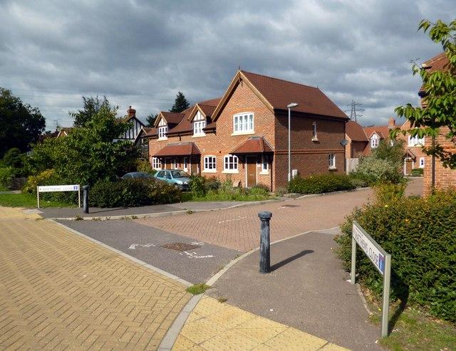 Matthews Close,  Woodley