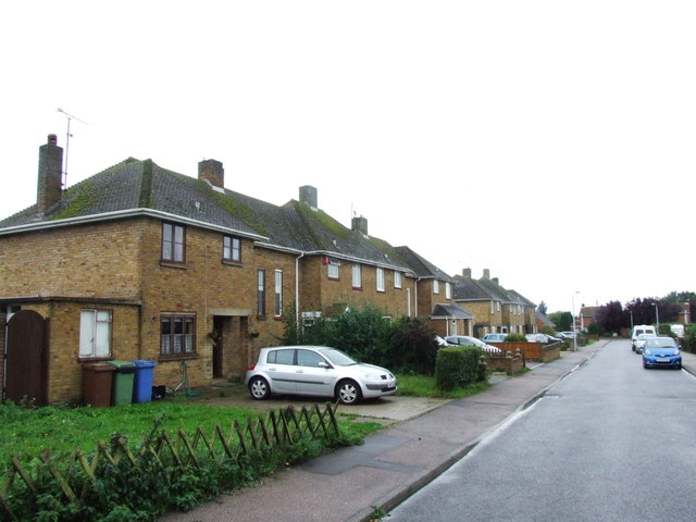 New Gardens Road, Teynham