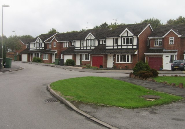 Houses in Woodgarston Drive