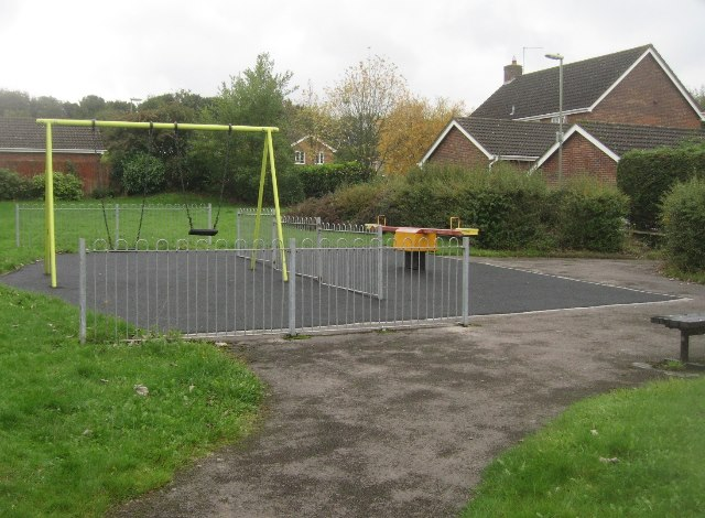 A disgrace for a playground