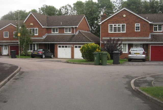 Houses in Manor Close