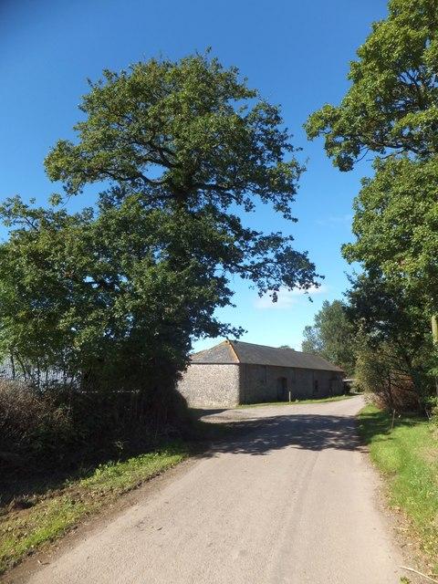Barn at Woodington