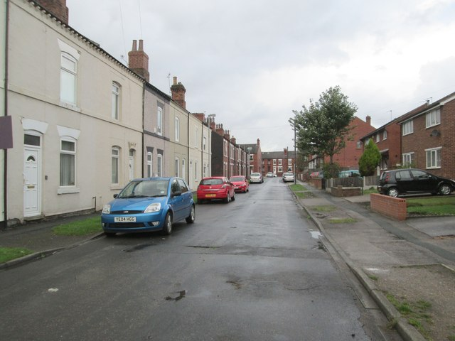 Silver Street - looking towards Leeds Road