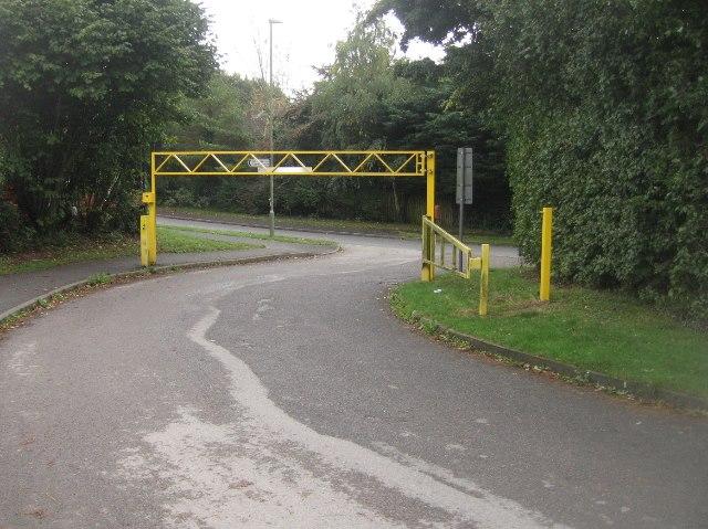 Community Centre access gates