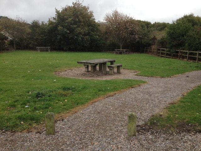 Picnic site near Ardersier