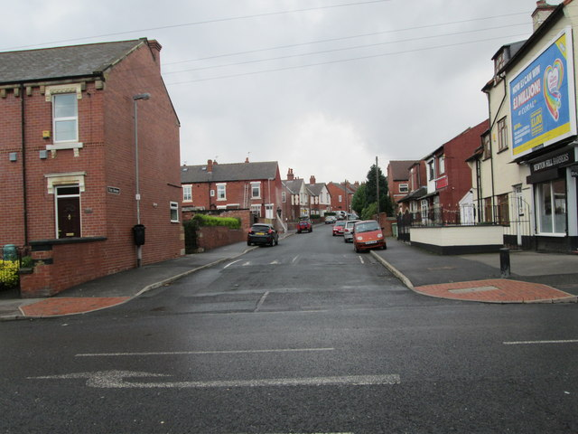 First Avenue - Leeds Road