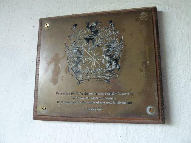 Saint Peter, Goathill: Millennium Commemoration