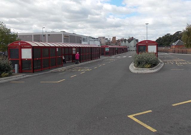 Wellington bus station