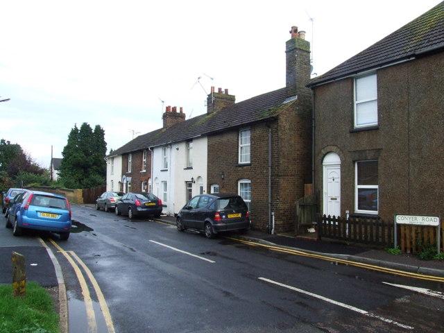 Conyer Road, Teynham