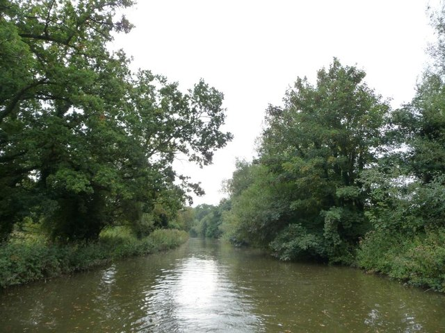 Kennet & Avon canal between bridges 80 and 81
