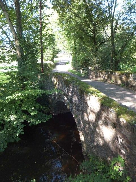 Mill Bridge and the River Dalch (2)
