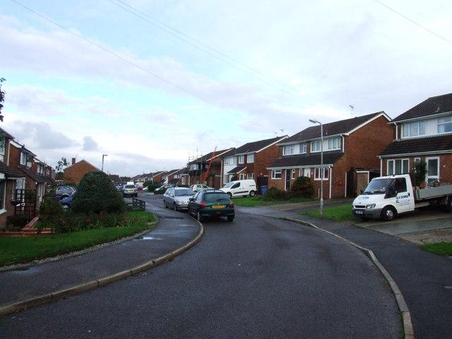 Bradfield Avenue, Teynham