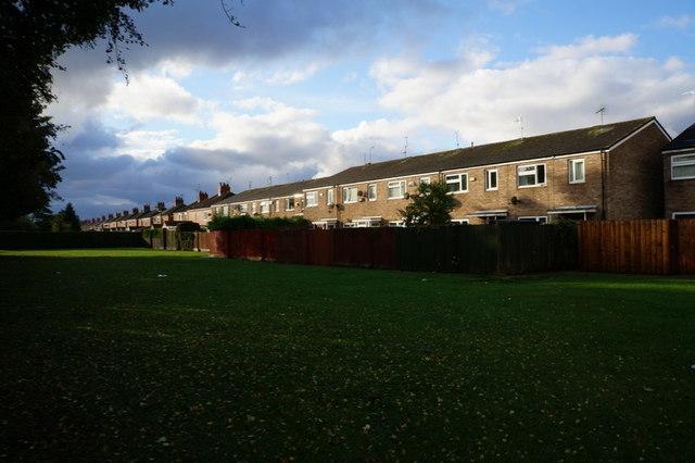 Houses on Tilworth Road,  Hull