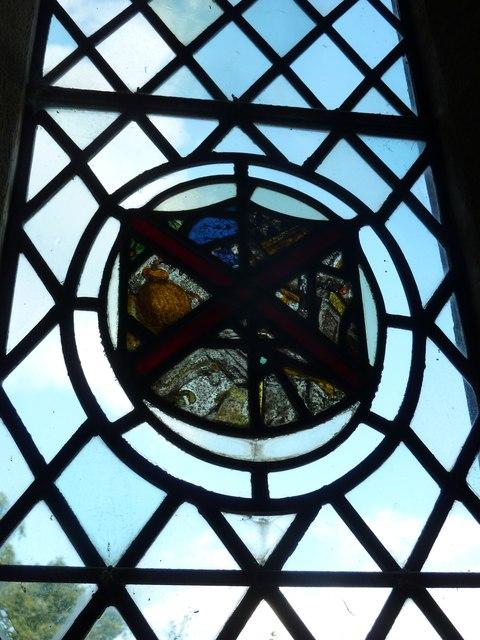 Saint Peter, Goathill: artwork (viii)