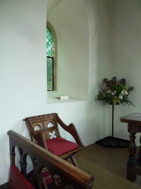 Inside Saint Peter, Goathill (A)
