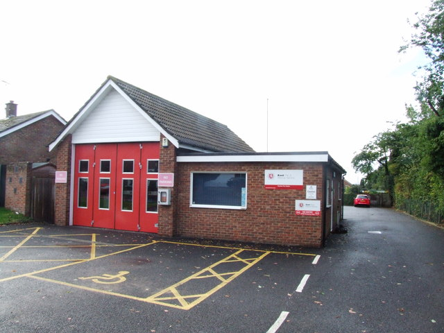 Teynham Fire Station