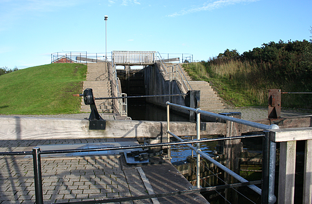 The Lower Lock