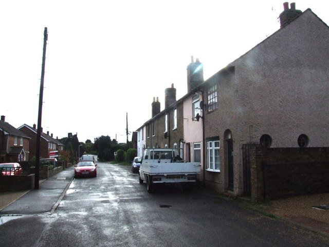 Cellar Hill, Teynham