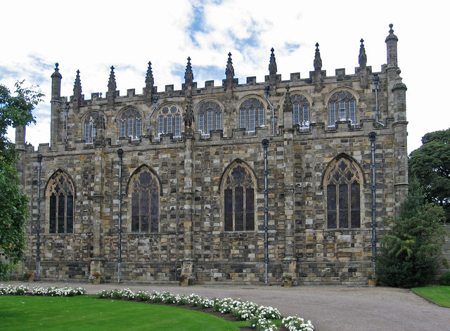 Bishop Auckland - Castle - Chapel