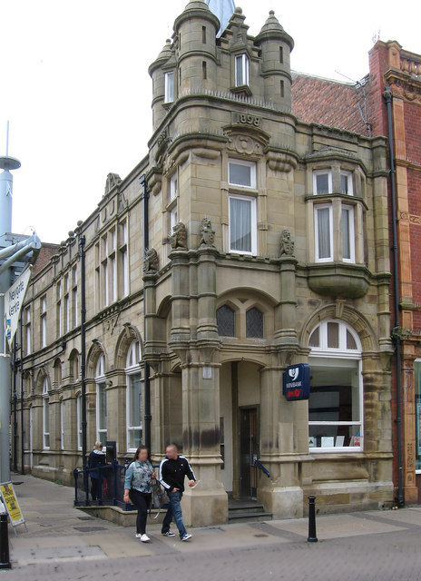 Bishop Auckland - Yorkshire Bank