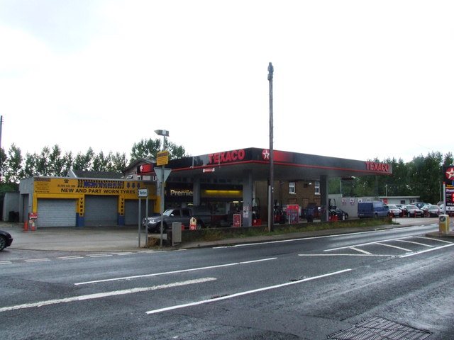 Norton Cross Service Station
