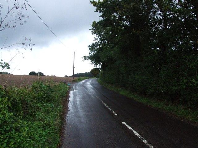 Four Oaks Road, near Four Oaks