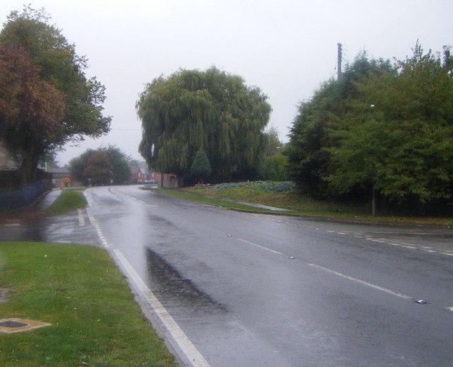London Road (A15), Osbournby