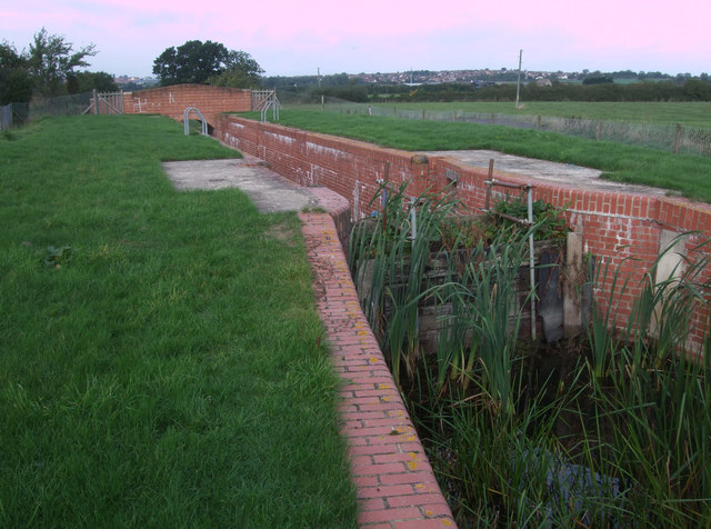 Chaddington Lock, near Royal Wootton Bassett