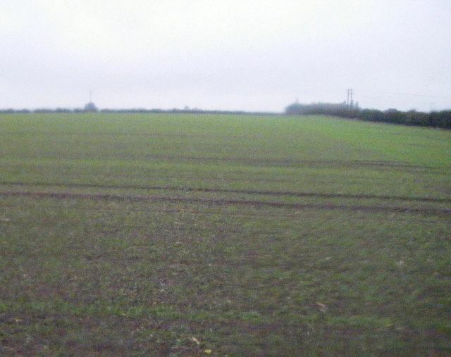 Farmland, Barrow Hill